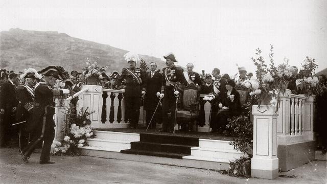 Inauguración. 1923.