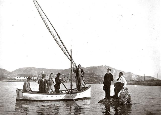 Zona del Almarjal, 1919.