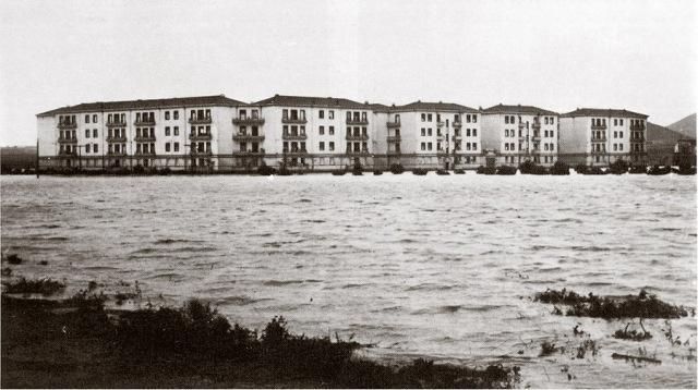 Casa de Corea-Bazán, 1955.