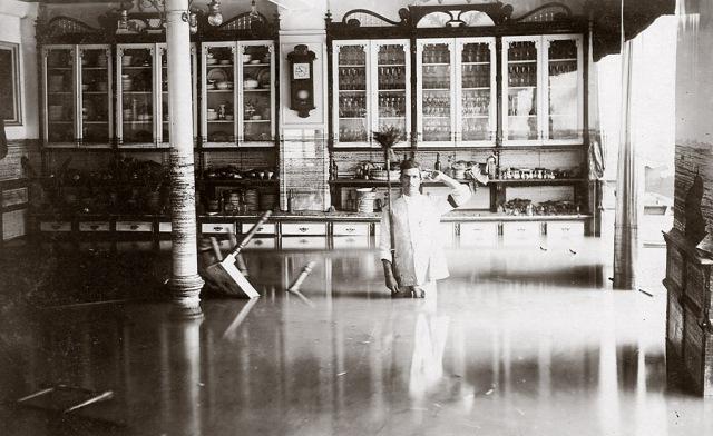 Fonda Francesa,1919.